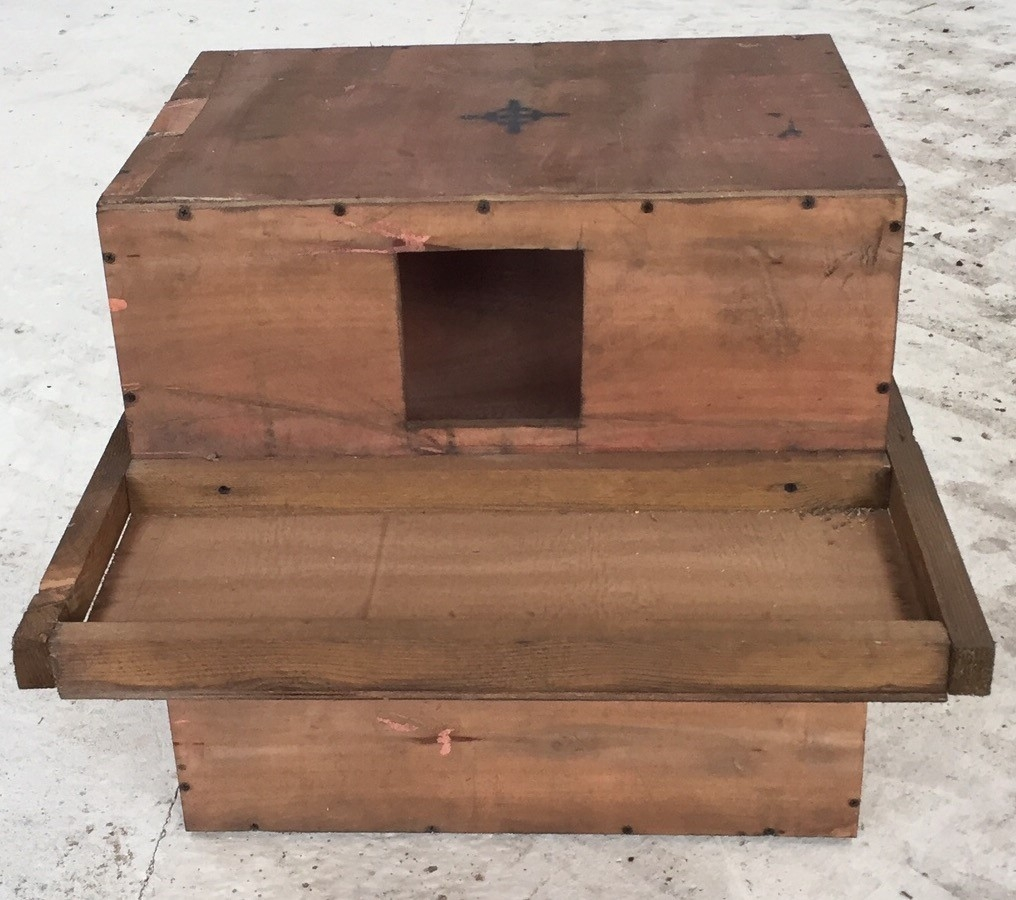 barn owl box 1